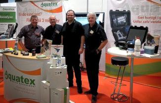 Aquatex Water Management får fokus og strategi