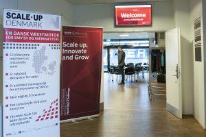 Scale up, innovate and grow med Scale-up Denmark og Next Step Challenge forretningsudvikling
