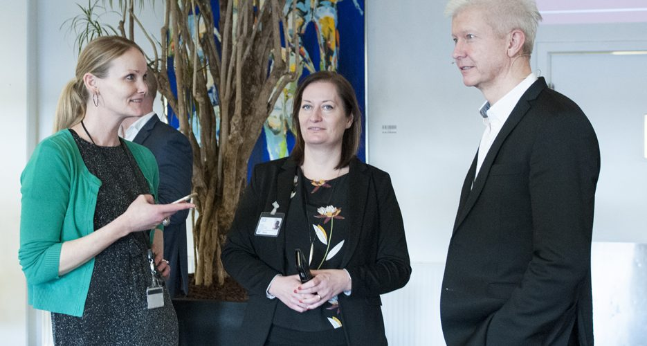 Søren Røn er forretningsudvikler i Next Step Challenge