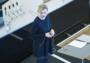 De bedste insights fra erhvervslivet. Her med Caroline Søeborg Ahlefeldt, keynote on Disruption
