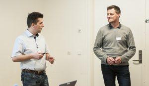 Har du ambitioner for din virksomhed? Gør som Jakob Lose og Mike med deres nyudviklede teknologi
