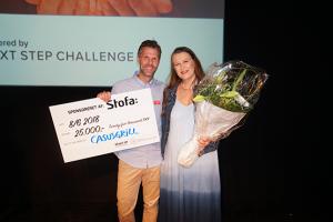 Casusgrill på vej til succes som vinder af Next Step Challenge 2018