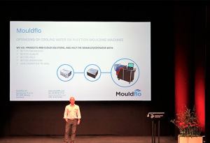 """The program moved our """"self-understanding"""" from levels 3 to 8 says Mouldflo who participated in Next Step Challenge 2018"""