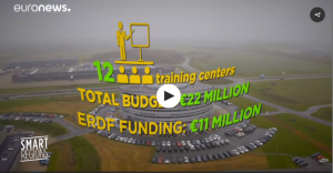 Euronews visits Next Step Challenge