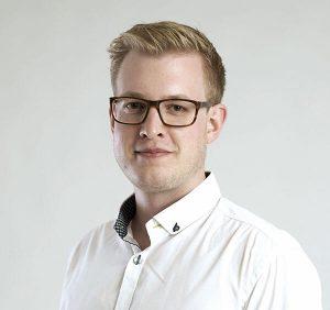 Martin Haurballe Niminski er direktør i BuildCode der deltager i Next Step Challenge 2019