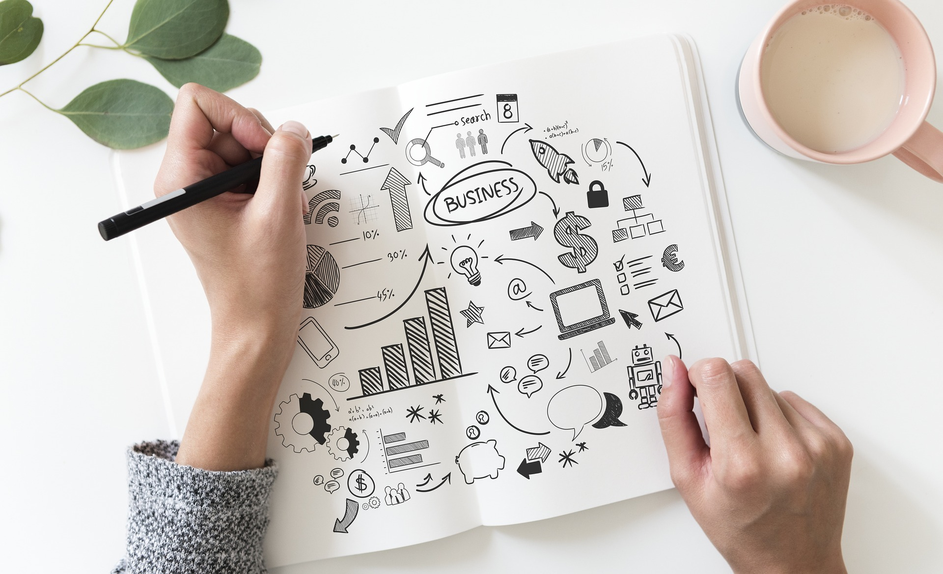 Hvordan laver man den perfekte strategiplan? Få sparring fra førende eksperter i Next Step Challenge