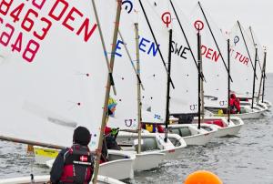 Få vind i sejlene som Winner Optimist der deltager i Next Step Challenge 2019