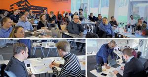 Go-toMarket workshop hos Next Step Challenge og Insero