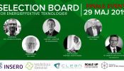 Selection Board til Next Step Challenge finale Energi