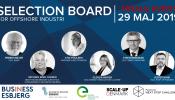 Selection Boardet til Offhore finale i Next Step Challenge