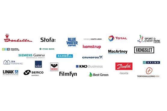 Sparring med eksperter og topledere fra Danfoss, Grundfos, Siemens, Ørsted mfl.