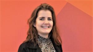 Anna Hartvig Nielsen assisterer ved IT, salg, processer og administretion i Next Step Challenge