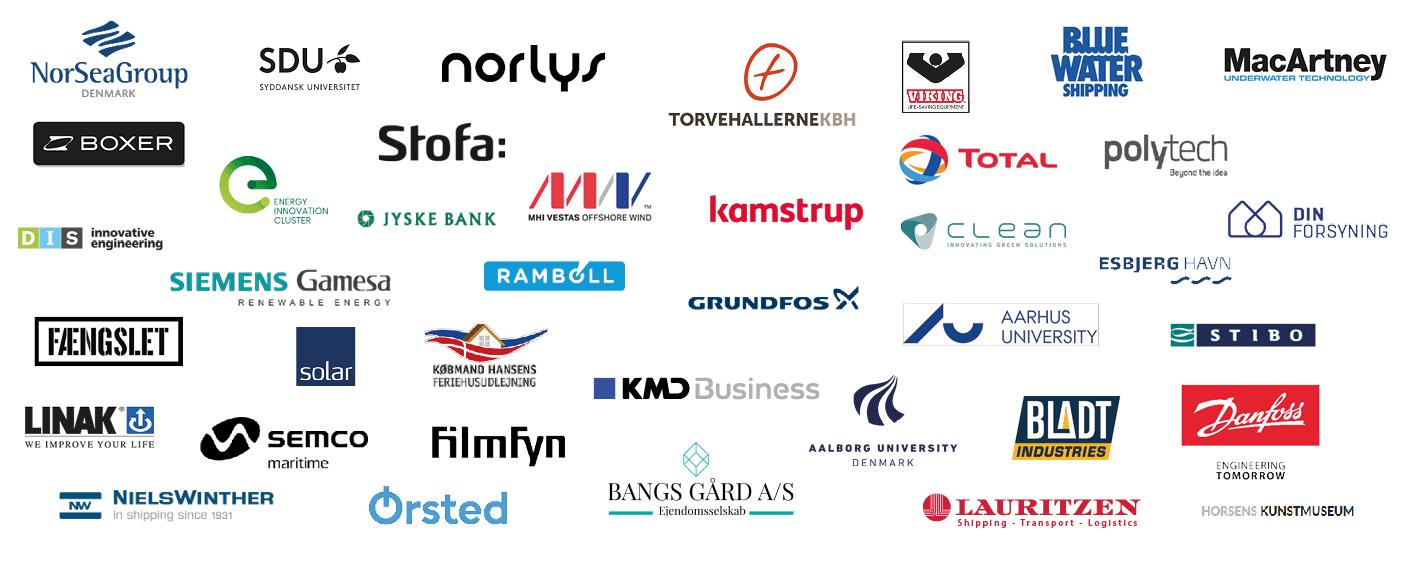 Få sparring fra Danfoss, Grundfos, Total, Siemens og mange flere corporate partners i NExt Step Challenge