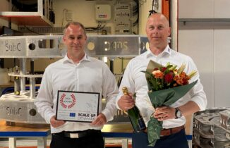 Next Step Challenge virksomhed vinder Scale-Up Denmark's nationale finale